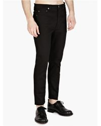 Acne Studios Men'S Black Town 'Stay Cash' Jeans - Lyst