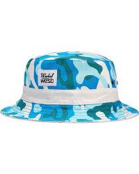 Wesc Reversible Warhol Bucket Hat green - Lyst