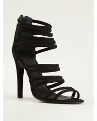 Charline De Luca Galatea Strappy Sandals - Lyst