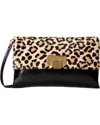 Badgley Mischka Dakota Cheetah Shoulder Bag - Lyst