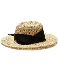 Sensi Studio Hippie Straw Hat - Lyst