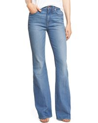 Madewell | 'flea Market' Flare Jeans | Lyst