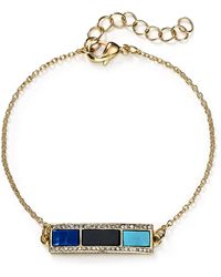 House of Harlow 1960 - Heirloom Chain Bracelet - Lyst
