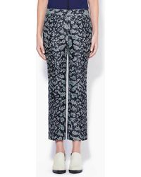 3.1 Phillip Lim Cropped Flared Pant - Lyst