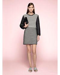 Proenza Schouler Long Sleeve Knit Dress - Lyst
