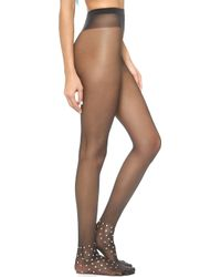 Wolford Abby Tights - Black - Lyst