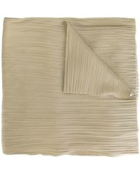 Maria Lucia Hohan - Metallic Pleated Scarf - Lyst