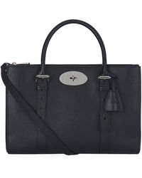 Mulberry Bayswater Double Zip Tote - Lyst