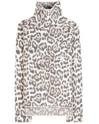 Vanessa Bruno Baguera Turtleneck Sweater - Lyst