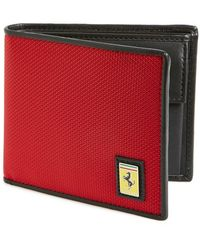 Ferrari - 'utility' Wallet - Lyst