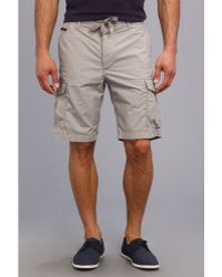 Diesel Gray Pgerty Short - Lyst