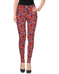 Karl by Karl Lagerfeld - Leggings - Lyst
