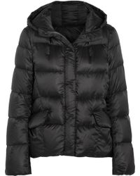 Jil Sander Quilted Shell Jacket - Lyst