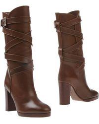 Michael Kors Boots - Lyst