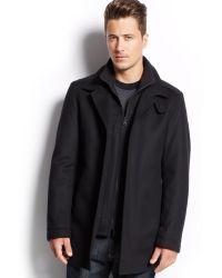 Hugo Boss Boss Coxtan Wool-Cashmere Coat - Lyst