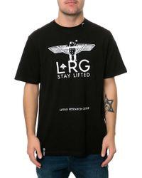 LRG The High Panda Tee - Lyst