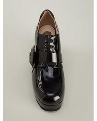 Viktor & Rolf - Platform Oxford Boots - Lyst