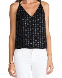Charles Henry - Strappy Top - Lyst