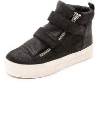 Ash Jump High Top Sneakers  Black - Lyst