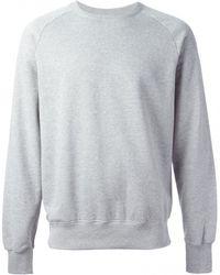 Mr Start Grey Classic Sweatshirt - Lyst