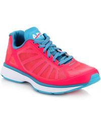 Athletic Propulsion Labs Windchill Mesh-Covered Sneakers - Lyst