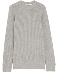 T By Alexander Wang Wool and Cashmere-blend Sweater - Lyst