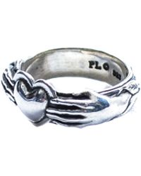 Pamela Love Aeternum Ring in Sterling Silver - Lyst