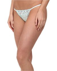 Betsey Johnson Starlet Lace Thong 722801 - Lyst