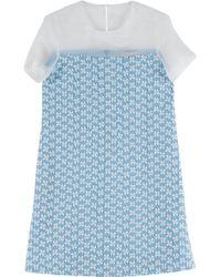 Paul & Joe Embroidery Dress - Lyst