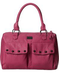 Vans Newsome Medium Bag purple - Lyst