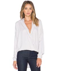 MLM Label - Cresent Shirt - Lyst