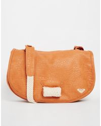 Roxy Satchel Bag - Lyst