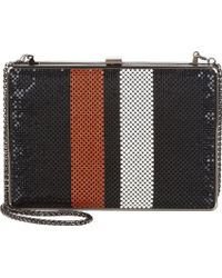 Barneys New York Multicolor Clara Clutch - Lyst