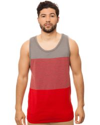 Hurley The Blockade Tank - Lyst