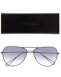 Isabel Marant X Oliver Peoples Aviator-Style Sunglasses blue - Lyst