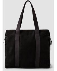 AllSaints Thorpe Tote Bag - Lyst