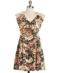Poema Charming Darling Dress - Lyst