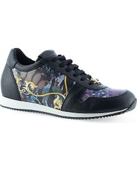 Versus  Barocco Printed Trainers - For Men - Lyst