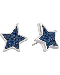 Kate Spade Twinkle Twinkle Stud Earrings - Lyst