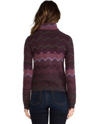 Goddis - Lany Jacket in Purple - Lyst