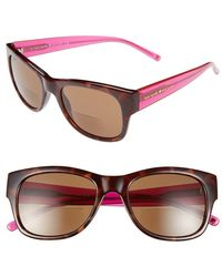 Kate Spade 'Adanna' 36Mm Reading Sunglasses - Lyst