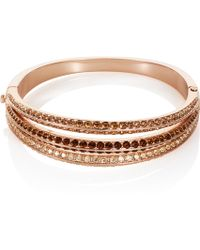 Caroline Creba - Triple Gradient Bangle - Lyst