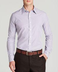 Ralph Lauren Polo Stripe Poplin Dress Shirt  Bloomingdales Exclusive - Lyst