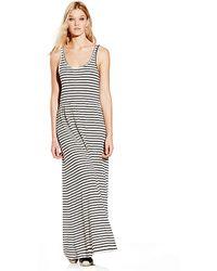 Vince Camuto Rising Stripe Maxi Dress - Lyst