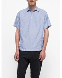 Need Supply Co. Striped Short Sleeved Popover - Lyst
