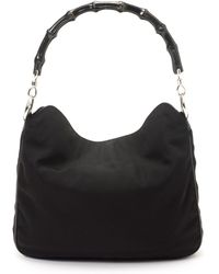 Gucci Black Two Way Handbag - Lyst