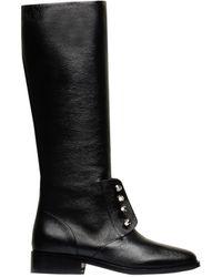 Balenciaga Pierce High Boots - Lyst