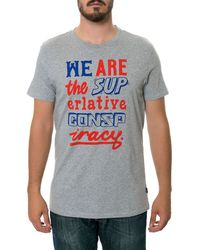 Wesc The Sign Painter Tee - Lyst