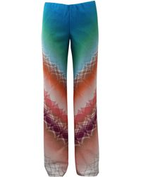 Missoni | Pull-on Abstract Pant | Lyst