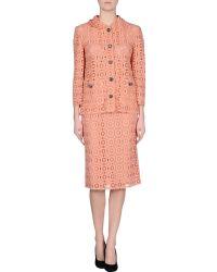 Dolce & Gabbana Pink Women'S Suit - Lyst